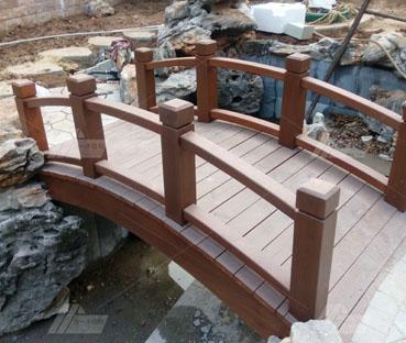 碧桂园柏林木桥